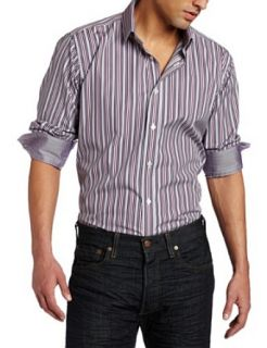 Shirt By Shirt Mens Striped Shirt Clothing