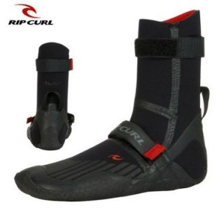 Rip Curl F Bomb Hidden Split Toe Cold Water Surfing Bootie