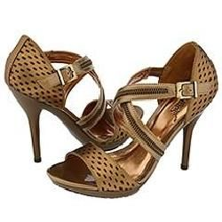 CARLOS by Carlos Santana Cougar Bronze/Brown Pumps/Heels