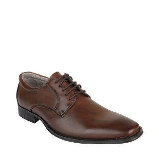 Steve Madden Mens P Gallo Oxfords Dress Shoes Shoes