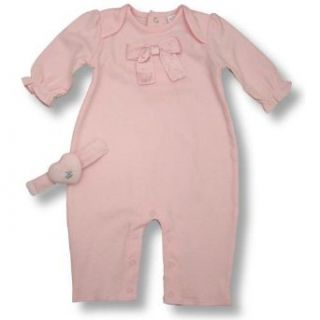 Baby Clothing~ Miniclasix Baby Girls Pink Gift Set With