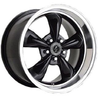 American Racing Shelby Shelby Torq Thrust M 17x8 Black Wheel / Rim 5x4