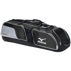 Mizuno Pro Wheel Bag   Black
