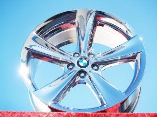BMW 7 series SportStyle 128 Set of 4 genuine factory 21inch chrome