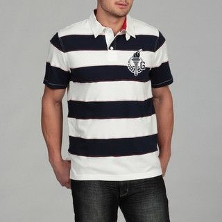 Generra Mens Striped Shirt