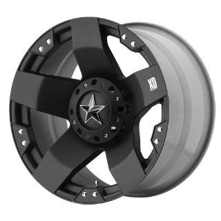XD Series Rockstar XD775 Matte Black Wheel (20x8.5/6x135mm)