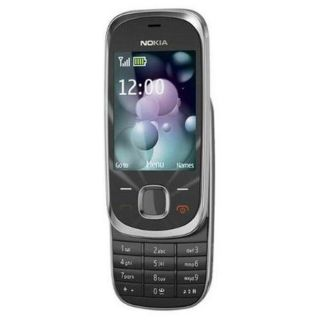 Nokia 7230 Unlocked GSM Graphite Cell Phone
