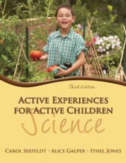 Active Experiences for Active Children Science (Paperback) Today $29
