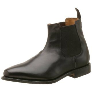 Allen Edmonds Mens Taunton Boot,Black,10 B Shoes