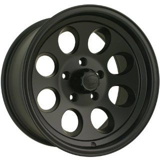 Alloy Ion Style 171 16 Matte Black Wheel / Rim 5x4.5 with a  5mm