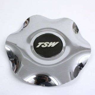 Tsw Wheels Chrome Center Cap #Cc177    Automotive