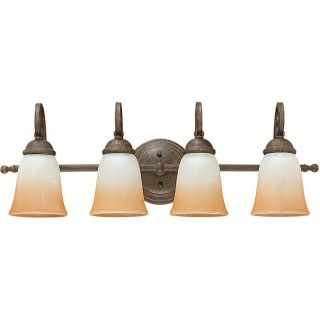 Brandywine 4 light Grecian Stone Bath Light Bar