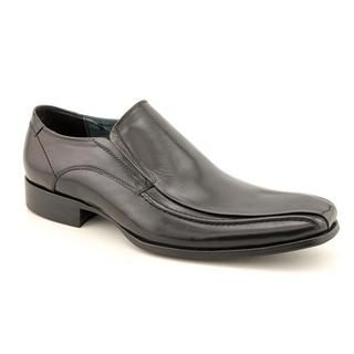 Steve Madden Mens Notise Leather Dress Shoes