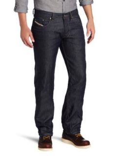 Diesel Mens Larkee Regular Fit Straight Leg Jean