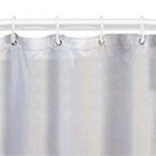 Homebasix 70X72 Frost Heavy Duty Shower Curtain SD MCP01 F