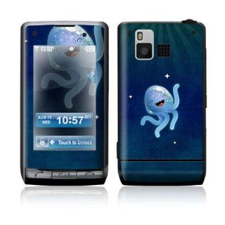 LG Dare VX9700 Skin Sticker Decal Cover   Happy Squid