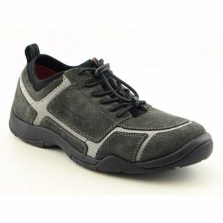 Rockport Mens Gray Hiking Trail Shoes (Size 9)