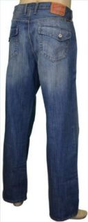 Lucky Brand Mens 227 Slim Bootcut Denim Jeans 38 X 32