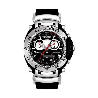 Tissot Mens T race Moto GP Stainless Steel Watch