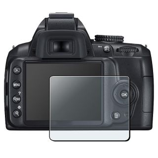 Anti glare Screen Protector for Nikon D3000