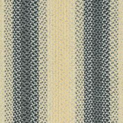 Hand woven Reversible Multicolor Braided Rug (4 x 6)